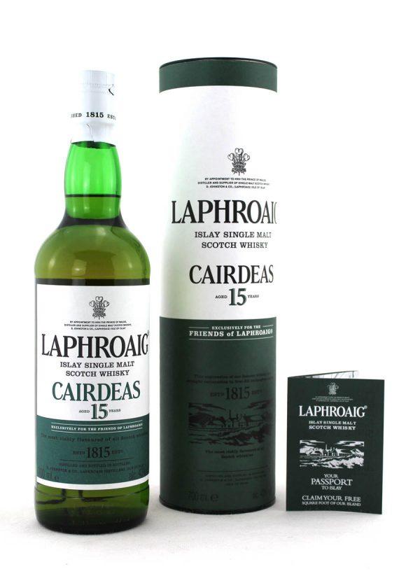 Laphroaig Cairdeas 15 Year Old-F1-900x1250-Malt Whisky Agency