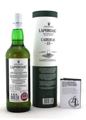 Laphroaig Cairdeas 15 Year Old-R1-900x1250-Malt Whisky Agency