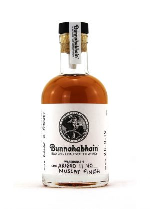 Bunnahabhain Muscat Finish 11 Year Old Filled 26.09.2018 (20cl)-F-900x1250-Malt Whisky Agency