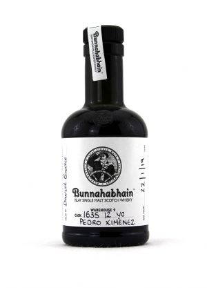 Bunnahabhain Pedro Ximenez 12 Year Old Filled 22.01.2019-(20cl)-F-900x1250-Malt Whisky Agency