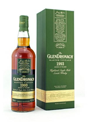 Glendronach Master Vintage 1993 25 Year Old-F-900x1250-Malt Whisky Agency