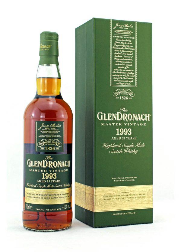 Glendronach Master Vintage 1993 25 Year Old-F-900x1250-Malt Whisky Agency