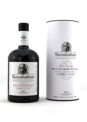 Bunnahabhain 2007 Moine Oloroso Feis Ile 2018-F-900x1250-Malt Whisky Agency