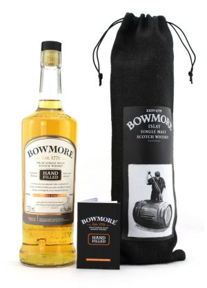 Bowmore 11 Year Old Hand-Filled Bourbon Cask No.11052-F-900x1250-Malt Whisky Agency