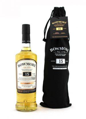 Bowmore 15 year Old Feis Ile 2019-F1-900x1250-Malt Whisky Agency