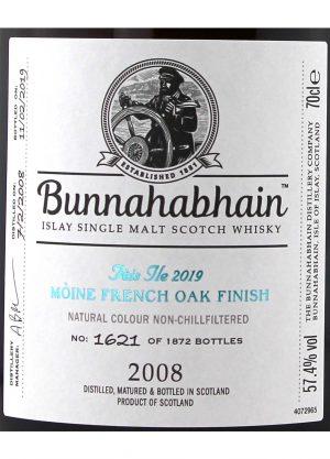 Bunnahabhain 2008 Feis Ile 2019-L-900x1250-Malt Whisky Agency