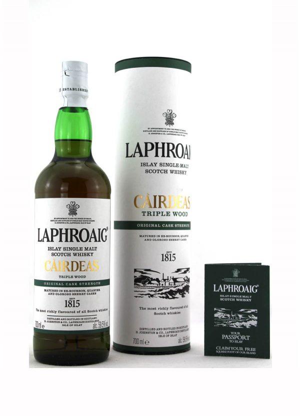 Laphroaig Cairdeas Triple Wood-F-900x1250-Malt Whisky Agency