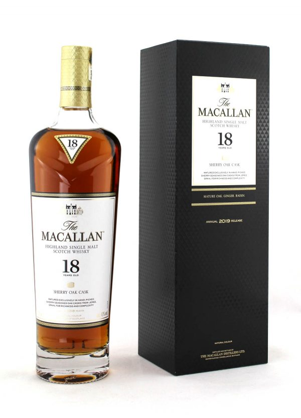 Macallan 18 Year Old 2019 Annual Release-F1-900x1250-Malt Whisky Agency