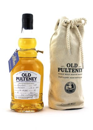 Old Pulteney 12 Year Old Bourbon Cask-F-900X1250-Malt Whisky Agency