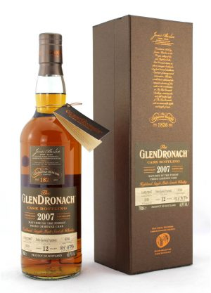 Glendronach 12 Year Old 2007- Cask 6769-F-900x1250-Malt Whisky Agency