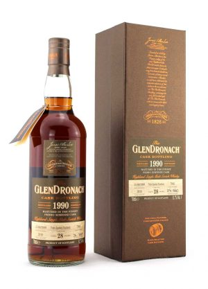 Glendronach 28 Year Old 1990 Cask 7905-F-900x1250-Malt Whisky Agency