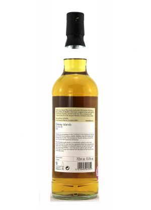 Orkney-Berry Bros & Rudd 16 Year Old-R-900x1250-Malt Whisky Agency