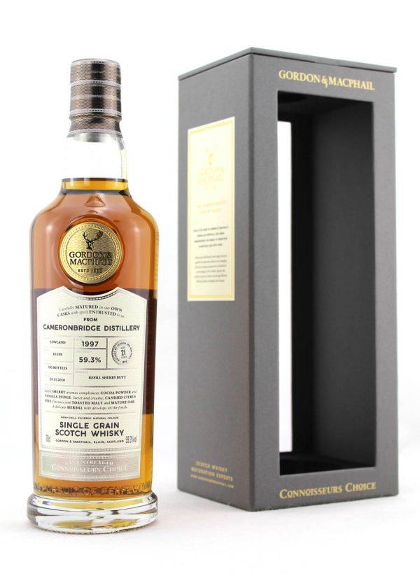 Cameronbridge-Gordon & MacPhail 21 Year Old-F-900x1250-Malt Whisky Agency