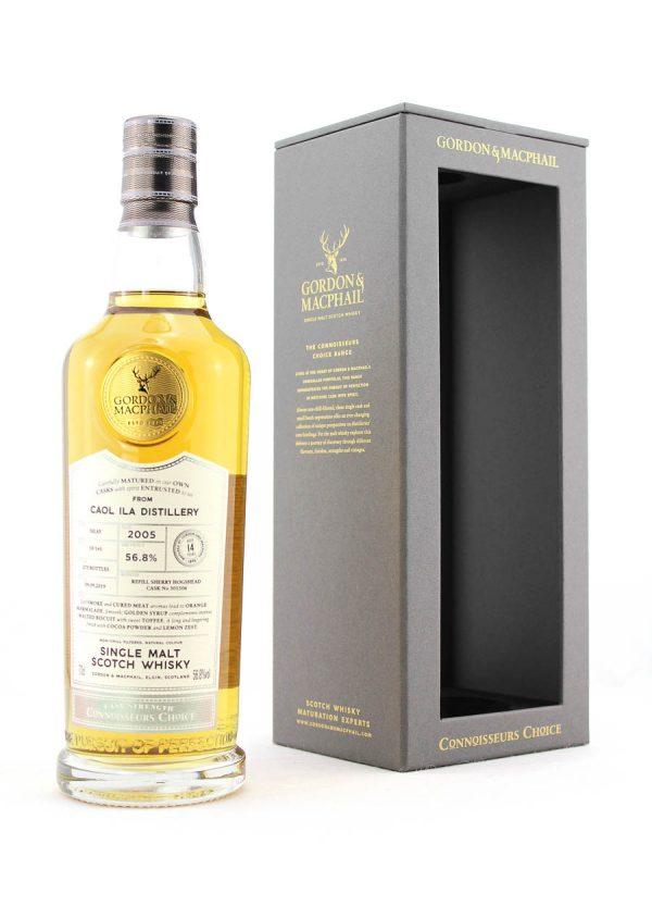 Caol ILa-G & M 14 Year Old 2005 -F-900x1250-Malt Whisky Agency