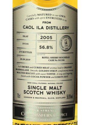 Caol ILa-G & M 14 Year Old 2005 -L1-900x1250-Malt Whisky Agency