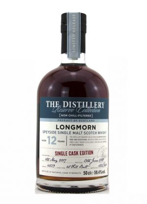 Logmorn 12 Year Old Single Csk Edition-F-900X1250-Malt Whisky Agency