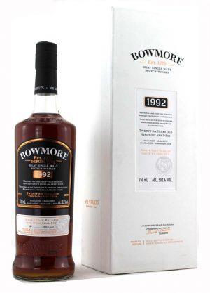 Bowmore Canadian 1992 50.1%-F1-900x1250-Malt Whisky Agency
