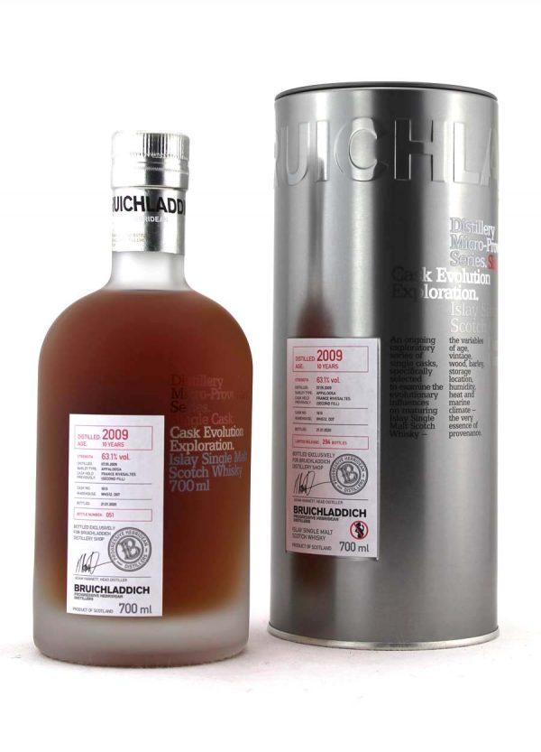 Bruichladdich Micro-Provenance 2009 Cask#1613-F1-900x1250-Malt Whisky Agency