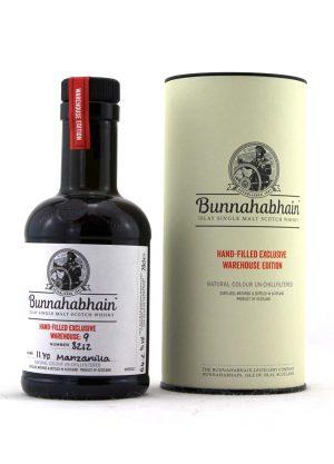 Bunnahabhain 11 Year Old Manzilla 54.2%-20cl-F-900x1250-Malt Whisky Agency