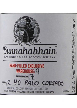 Bunnahabhain 12 YO Palo Cortado 55.6%-20cl-L-900x1250-Malt Whisky Agency