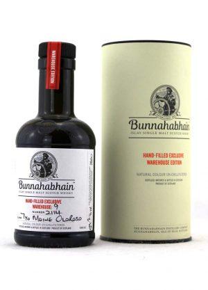 Bunnahabhain 7 YO Moine Oloroso 59.2% 20cl-F-900x1250-Malt Whisky Agency