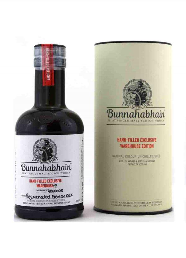 Bunnahabhain Rejuvenated French Oak 57.3%-20cl-F2-900x1250-Malt Whisky Agency