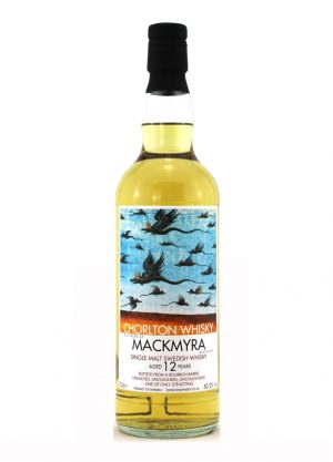 Chorlton-Mackmyra 12 Year Old Bourbon 50.2%-F-900x1250-Malt Whisky Agency