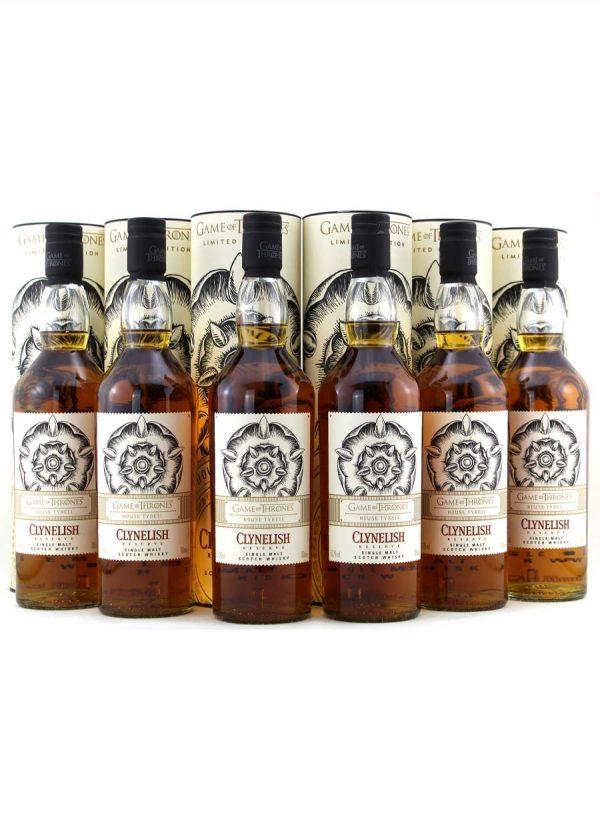 Clynelish Game of Thrones-House Tyrell-F1-900x1250-Malt Whisky Agency
