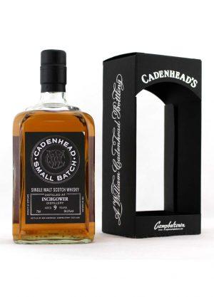 Inchgower 2009 Cadenheads 9 Year Old 56.5%-F-900X1250-Malt Whisky Agency