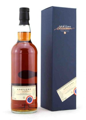 Adelphi-Bas Armagnac 25 Year Old 55.1%-F-900x1250-Malt Whisky Agency