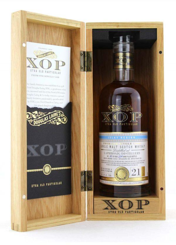 Laphroaig -Douglas Laing XOP 21 Year Old 53.4%-F-900x1250-Malt Whisky Agency