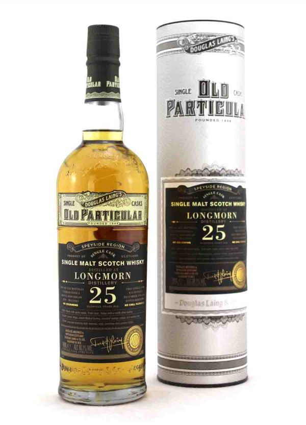 Black Old Particular- Longmorn 25 Year Old 60.1%-F-900x1250-Malt Whisky Agency