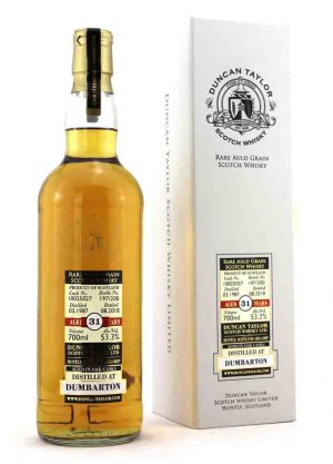 Dumbarton - Duncan Taylor 31 Year Old 1987 53.3%-F-900x1250-Malt Whisky Agency