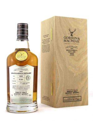 Bruichladdich-Gordon & MacPhail 29-Malt Whisky Agency