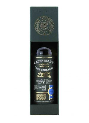 Bunnahabhain-Cadenhead's 9 Year Old 2009 58.8%-I-900X1250-Malt Whisky Agency