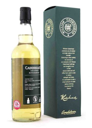 Bunnahabhain-Cadenhead's 9 Year Old 2009 58.8%-R-900X1250-Malt Whisky Agency