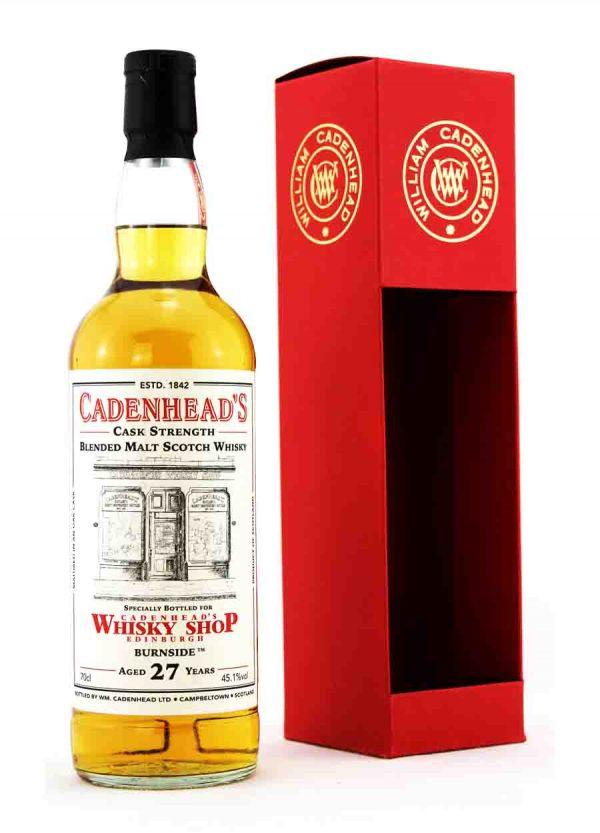 Burnside-Cadenhead's 27 Year Old 2019 Annual Release-F-900x1250-Malt Whisky Agency