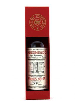 Burnside-Cadenhead's 27 Year Old 2019 Annual Release-I-900x1250-Malt Whisky Agency
