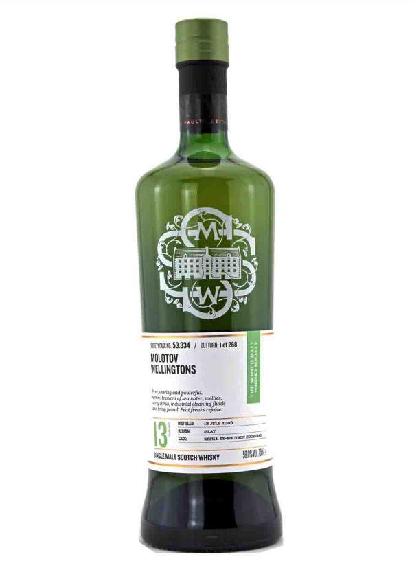 Caol Ila-SMWS 53.334 13 Year Old 58.0%-F-900x1250-Malt Whisky Agency