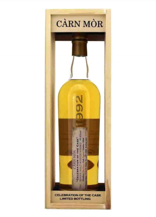 Carn Mor-Glen Moray 1992 Limited Bottling 49.8%-F1-900x1250-Malt Whisky Agency