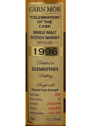 Carn Mor-Glenrothes 1996 51.2%-L-900x1250-Malt Whisky Agency
