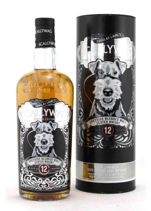 Douglas Laing-12 Year Old Scallywag 53.6%-F-900x1250-Malt Whisky Agency