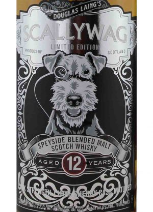 Douglas Laing-12 Year Old Scallywag 53.6%-LF-900x1250-Malt Whisky Agency