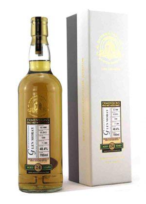Glen Moray-Duncan Taylor 1988 24 Year Old 48.4%-F-900x1250-Malt Whisky Agency