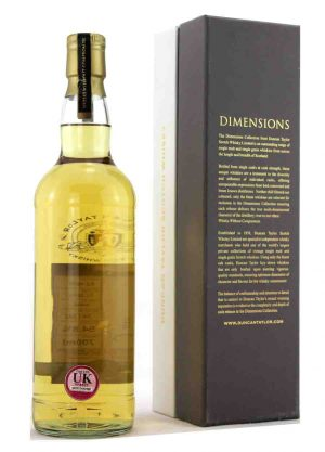 Glen Moray-Duncan Taylor 1991 20 Year Old 54.8%-R-900x1250-Malt Whisky Agency