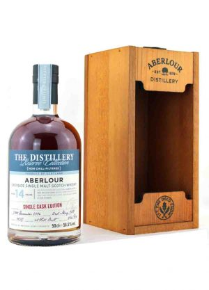 Aberlour 14 Year Old Single Cask Edition 56.5% 50cl-F-900x1250-Malt Whisky Agency