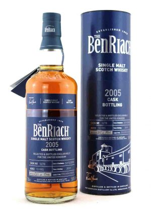 Benriach 13 Year Old 2005 UK Exclusive 56.4%-F-900X1250-Malt Whisky Agency