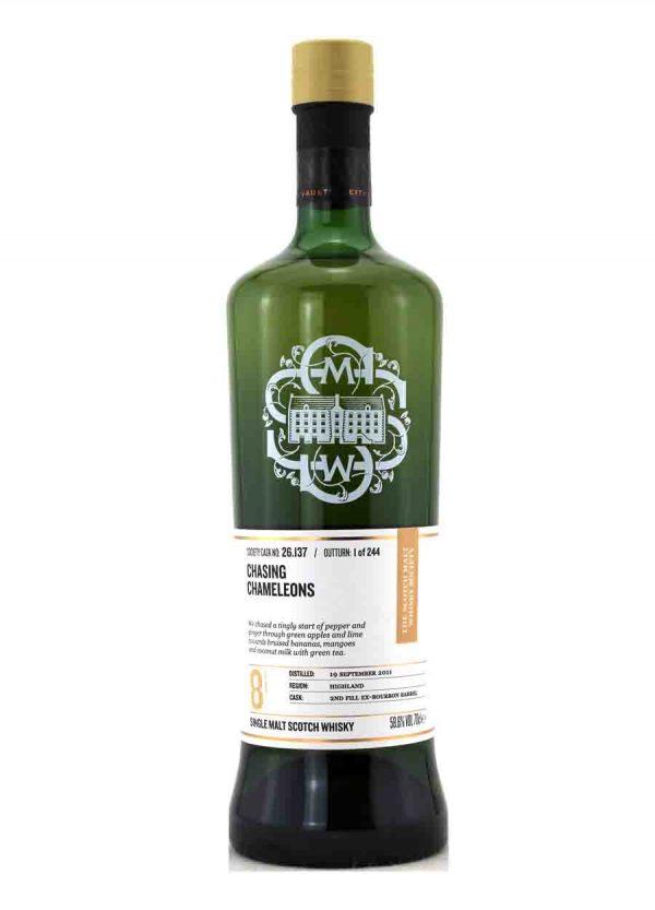 Clynelish-SMWS 26.137 8 Year Old 58.6%-F-900x1250-Malt Whisky Agency