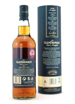 Glendronach Batch 8 Cask Strength 61%-R-900x1250-Malt Whisky Agency