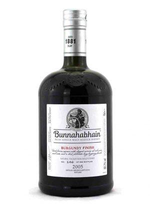 Bunnahabhain 2005 Burgandy Finish-F-900x1250-Malt Whisky Agency